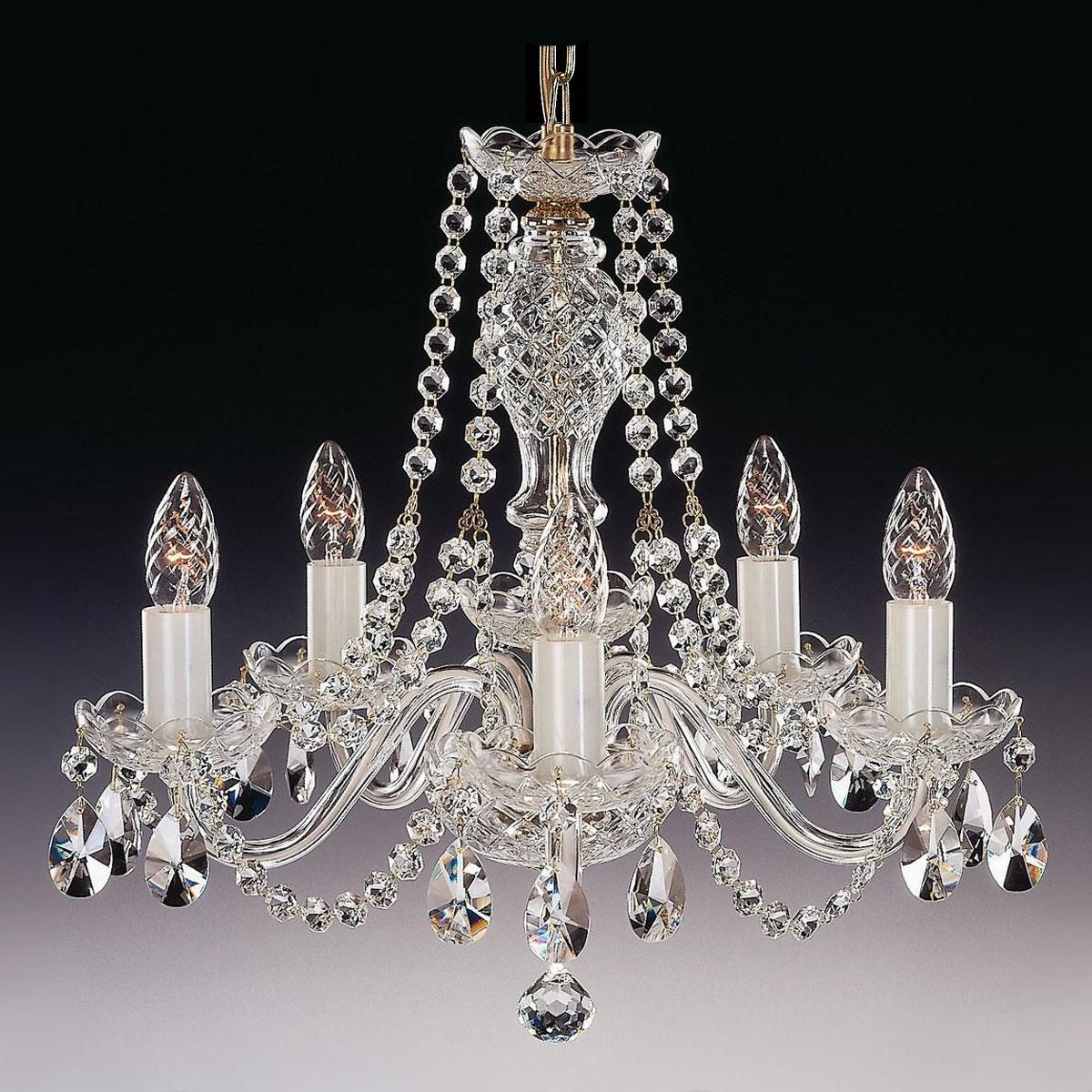klassischer kristall kronleuchter hauke v kronleuchter. Black Bedroom Furniture Sets. Home Design Ideas